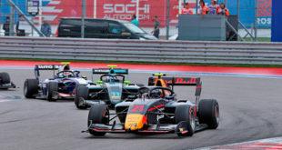 Сочи готов принять два этапа Формулы 1