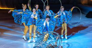 Уникальное ледовое шоу по книге «Алиса в стране чудес» покажут в Сочи