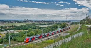 В Сочи под поезд попал житель Ставропольского края