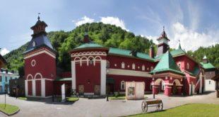 Русскую кухню представят в кремлевской башне этнокомплекса «Моя Россия» в Сочи