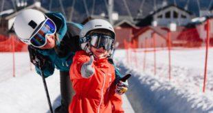 В горах Сочи открылись обучающие кэмпы для любителей горных лыж и сноубордов