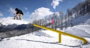 Научиться кататься на сноуборде в горах Сочи можно будет бесплатно