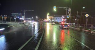 В Сочи на пешеходном переходе автомобиль сбил девятилетнего мальчика