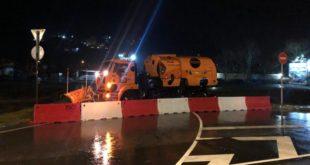 Из-за энергоаварии перекрыто автодвижение в трех тоннелях Сочи