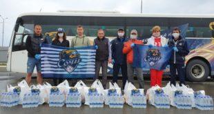 ФК «Сочи» провел очередную благотворительную акцию