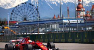 Подготовка к проведению российского этапа гонок «Формула-1» в Сочи продолжается