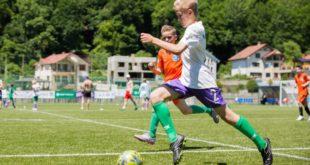 Новые футбольные поля открываются в Сочи
