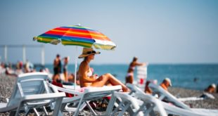 Сочинские пляжи стали обладателями международной награды