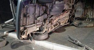 Спасатели деблокировали двух пострадавших в ДТП в Сочи