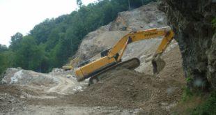 За незаконную добычу полезных ископаемых в Сочи нарушитель заплатил 360 тыс. рублей
