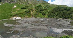 В Сочи исчезло озеро Малое