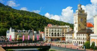Бесконтактную среду создают на курорте «Роза Хутор» в Сочи