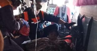Туриста эвакуировали вертолетом в Сочи