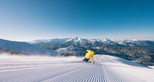 Курорт «Роза Хутор» открыл продажу сезонных ски-пассов со скидкой до 30 процентов