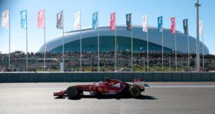 Гонка сезона «Формулы-1» пройдет в Сочи в соответствие с календарем