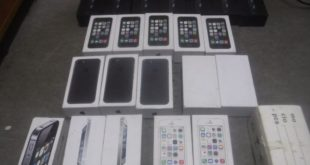 Контрабанду телефонов выявили на границе в Сочи