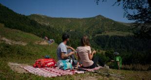 Новый пеший маршрут открылся в горах Сочи на курорте «Роза Хутор»