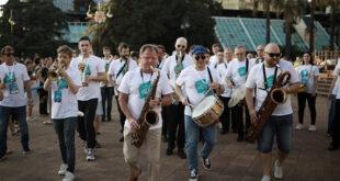 Фестиваль Sochi Jazz Festival стартовал в Сочи