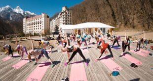 Фестиваль музыки и спорта пройдет на курорте «Роза Хутор»