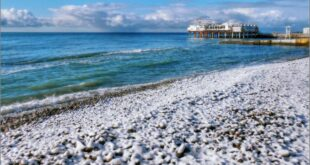 Двадцать «зимних» пляжей обустроят в Сочи для комфортного отдыха в межсезонье