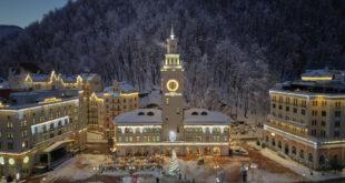 «Роза Хутор» стал обладателем престижной премии World Ski Awards в номинации «Лучший горнолыжный курорт России»