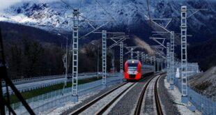 Специальный поезд для горнолыжников будет курсировать в зимнем сезоне