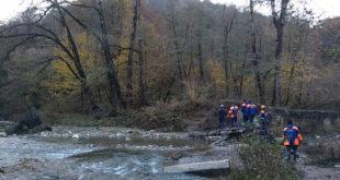 Спасатели помогли грибникам, заблудившимся в лесу Сочи