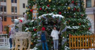 В новогодние каникулы «Роза Хутор» посетили более 92 тысяч гостей