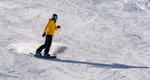 «Роза Хутор» возглавил рейтинг ТОП-10 курортов для катания на сноуборде