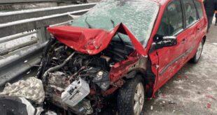 Два человека пострадали в ДТП по дороге на Красную Поляну