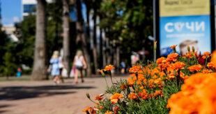 Более 200 тысяч туристов принял Сочи за 10 дней майских праздников