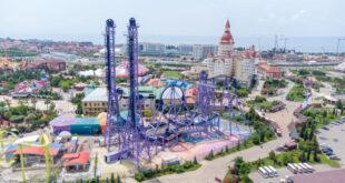 «Росгосстрах» застраховал имущество «Сочи Парк Отеля» и аттракционы Тематического парка развлечений «Сочи Парк» на 14 млрд рублей