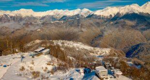 «Роза Хутор» предлагает специальную программу отдыха в межсезонье «Осень на высоте»