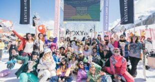 Фестиваль Quiksilver New Star Camp пройдет на горном курорте «Роза Хутор» в начале апреля 2022 года