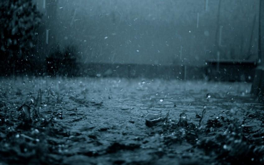 Дорога обвалилась в Сочи из-за проливных дождей