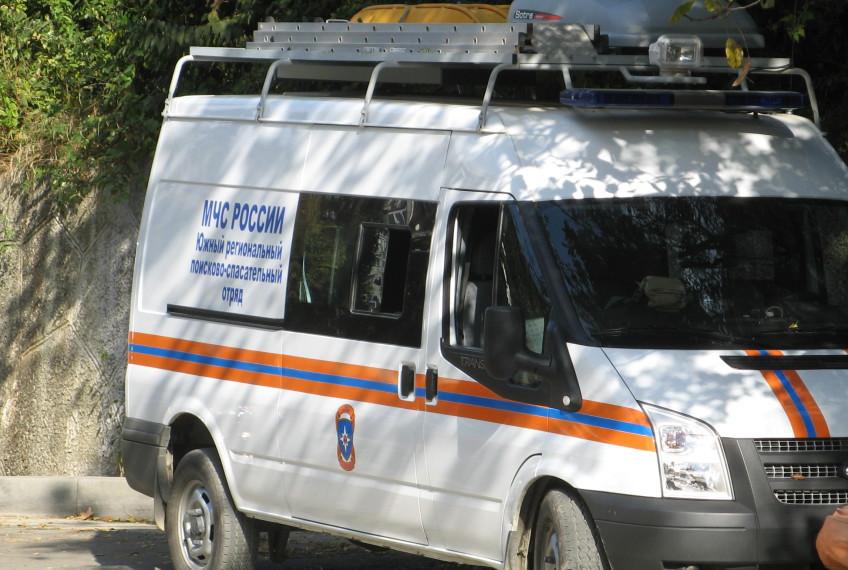 Спасатели транспортировали женщину, которая потеряла сознание в горах  Сочи