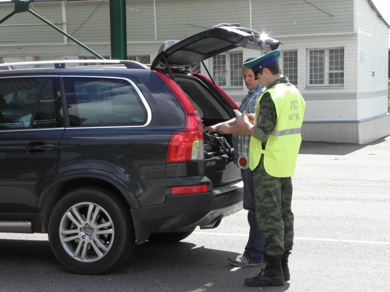 Пограничники выявили нарушителя государственной границы по мочке уха