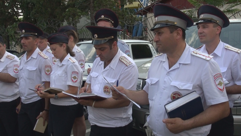 Сочинские полицейские проводят проверку по факту  причинения телесных повреждений несовершеннолетним